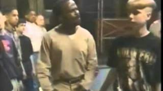 Beyond Scared Straight in the 90's
