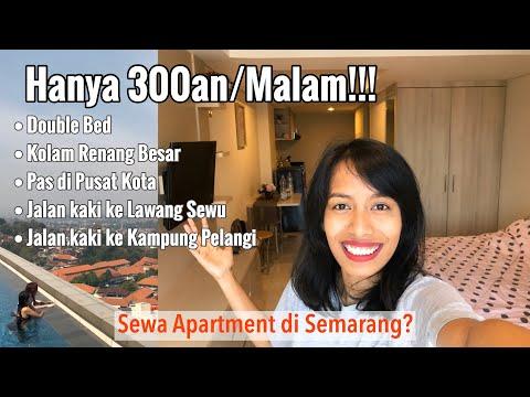 Review Apartment di Pusat Kota Semarang | Pinnacle / Louis Kienne Apartment Pandanaran Semarang
