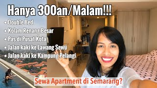 Gambar cover Review Apartment di Pusat Kota Semarang | Pinnacle / Louis Kienne Apartment Pandanaran Semarang