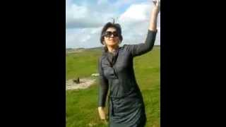 beautiful irani baloch girl dance with balochi song