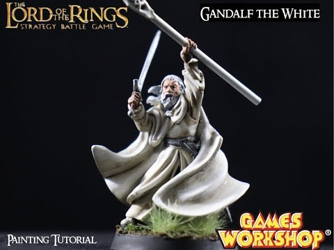 Middle-Earth: Ep 1 Gandalf the White