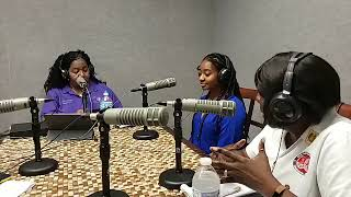 "Real Talk with Judy LIVE Radio Show - ""Sickle Cell ... It's No Joke!"" (9/10/2019)"