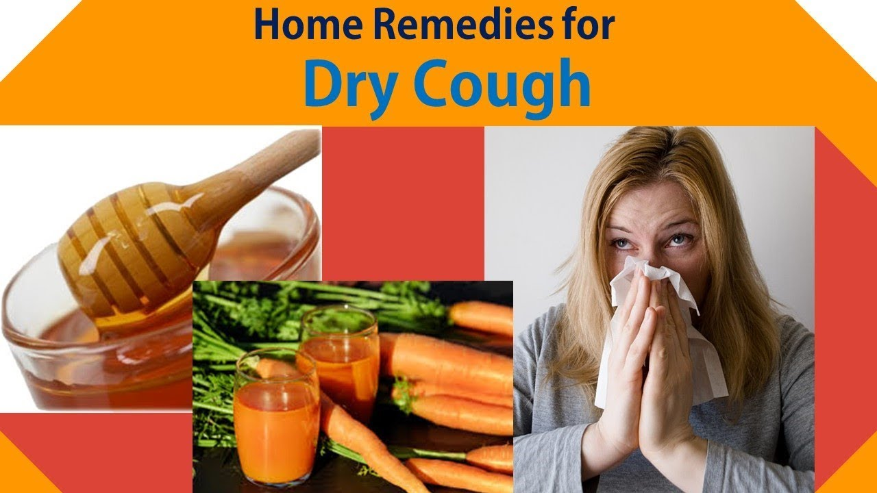Natural Remedies For Persistent Cough