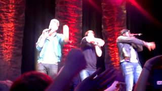 Pentatonix - Stuck Like Glue [Live @ Variety Playhouse - Atlanta, GA - 11/29/12]