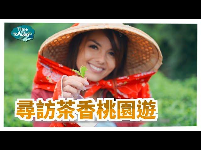 尋訪茶香桃園遊|Time for Taiwan - Taoyuan、Longtan one-day tour