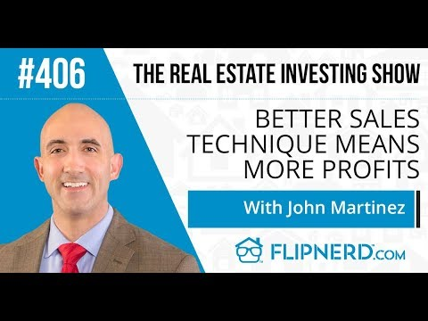Better Sales Technique Means More Profits for Real Estate In