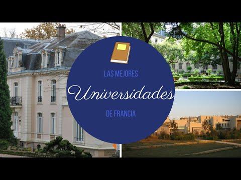 Las mejores universidades de Francia