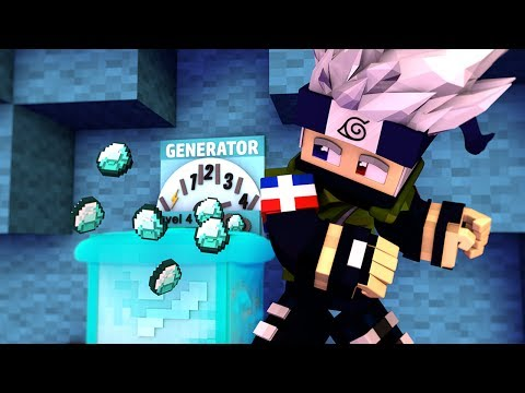 EGGWAR | GENERADORES DE DIAMANTE NIVEL 4 EN CUBECRAFT FAIL