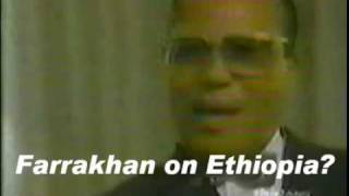 FARRAKHAN & MUHAMMADAN ARAB COINTELPRO & BLACK HEBREWS (Falashas of the West)!