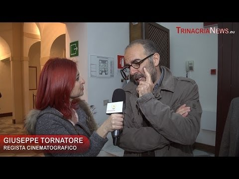 Giuseppe Tornatore (videointervista)