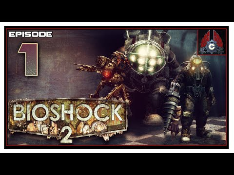 Let's Play Bioshock 2 Remastered (Hardest Difficulty) With CohhCarnage - Episode 1