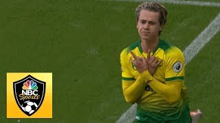 Todd Cantwell doubles Norwich's lead v. Manchester City | Premier League | NBC Sports