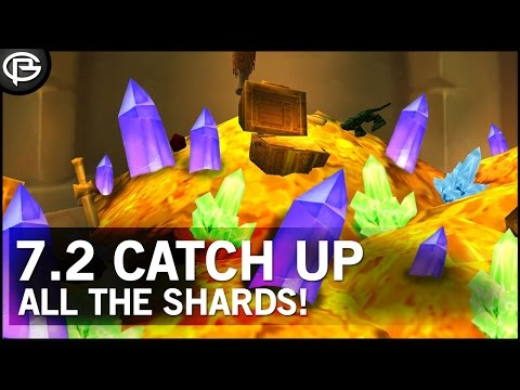 7.2 - Ap, Legos and Shards Oh My