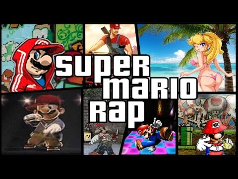 Canzone Super Mario Rap - Manuel Aski