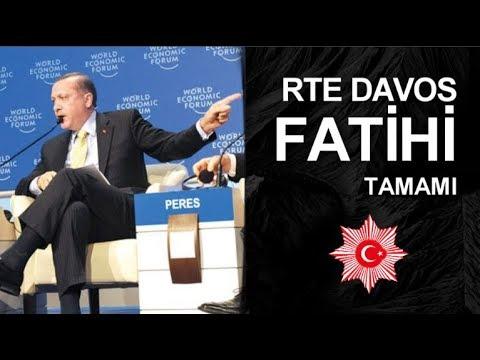 ERDOĞAN DAVOS ZİRVESİ - TAMAMI