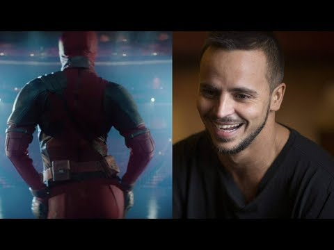 Yanis Marshall says dancing in Deadpool costume 'the worst ever'