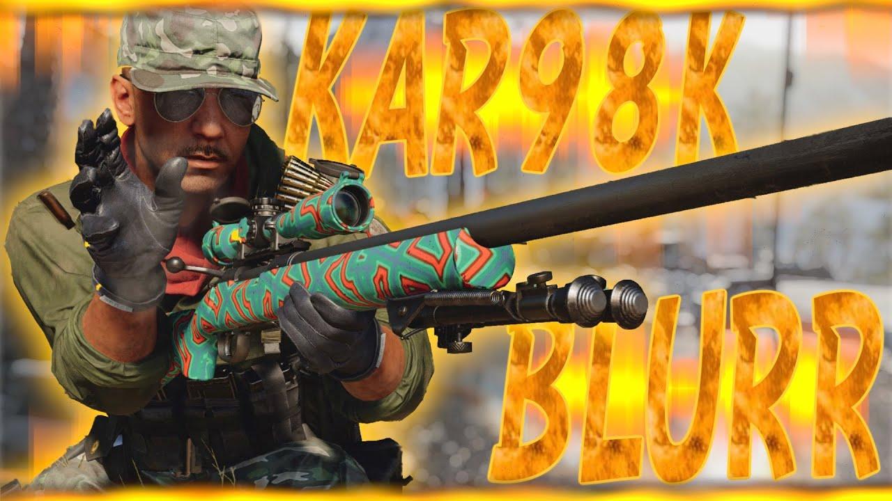 Introducing KAR98K Blurr | By KAR98K Sync
