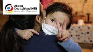 Corona-Nothilfe weltweit: Aktion Deutschland Hilft TV-Spot (10 Sek.)