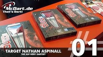 That's Dart! #1 - Target Nathan Aspinall GEN1 Darts [Review]
