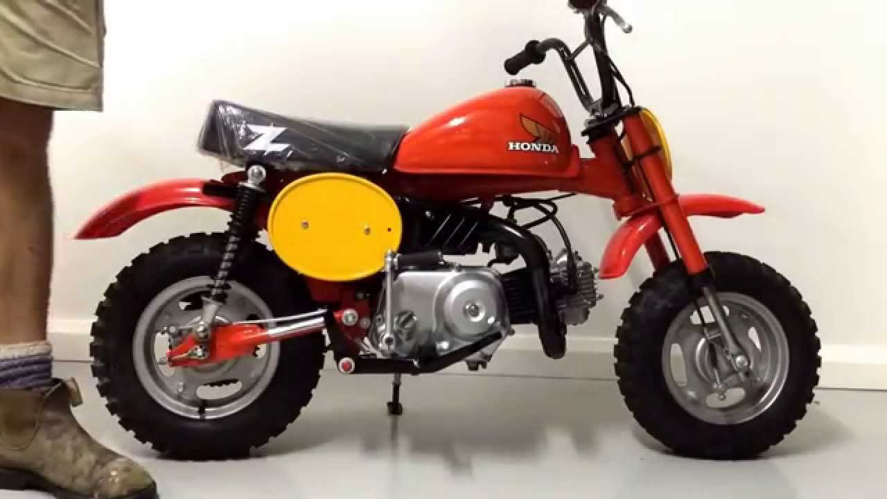 1982 Z50 Restoration Youtube