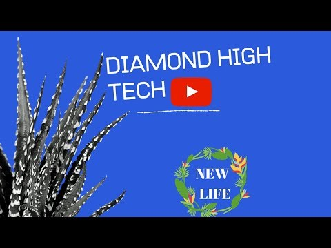 New Life|diamond High Tech.