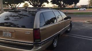1996 Buick Roadmaster Estate Wagon tow package