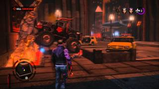 Saints Row: Gat out of Hell PC Gameplay *HD* 1080P Max Settings