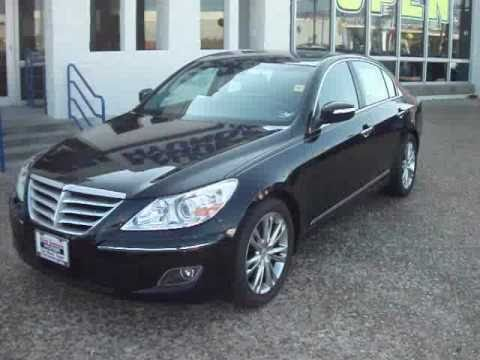 2011 Hyundai Genesis 4.6 Start Up, Exterior Interior Tour