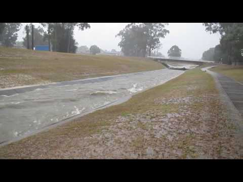 FLOODING Heavy Rain Sydney Metropolitan