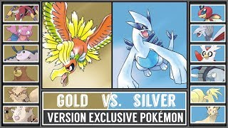 Pokémon Version Battle: GOLD vs SILVER (Pokémon Sun/Moon)