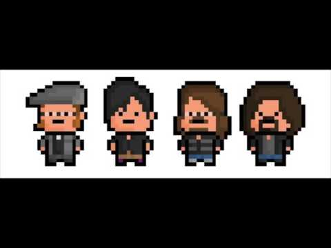 FOB 8 bit: I slept with someone in Fall Out Boy and all I got was this stupid song written about me