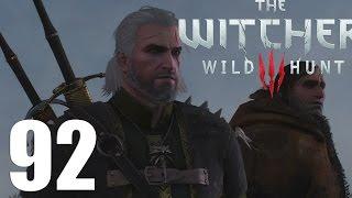 The Witcher 3 Wild Hunt Прохождение Серия 92 (Призрак с Эльдберга)