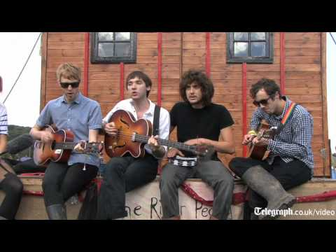 Race Horses acoustic session: Alpine Resort