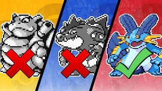 Which Starter Pokémon Can Solo Run Their Games?