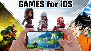 Top 5 Games for iOS - April 2019 // Best iPhone Games