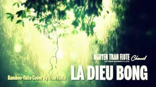 Sáo trúc: LÁ DIÊU BÔNG - Cover Sáo trúc Hay ♬ Nguyen Tran Flute ♥