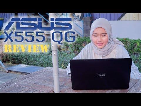 Review ASUS X555QG AMD A10 : Laptop GAMING cuman 6 juta-an