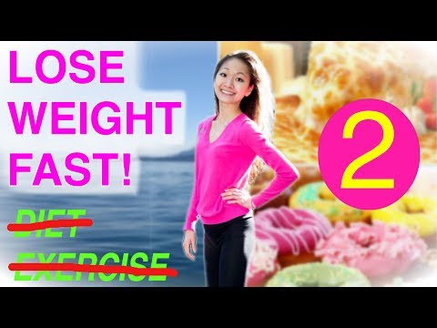 How to LOSE WEIGHT – WITHOUT EXERCISE or DIET?! 2