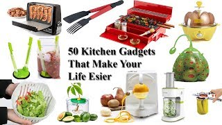 50 Kitchen Gadgets That Make Your Life Easier