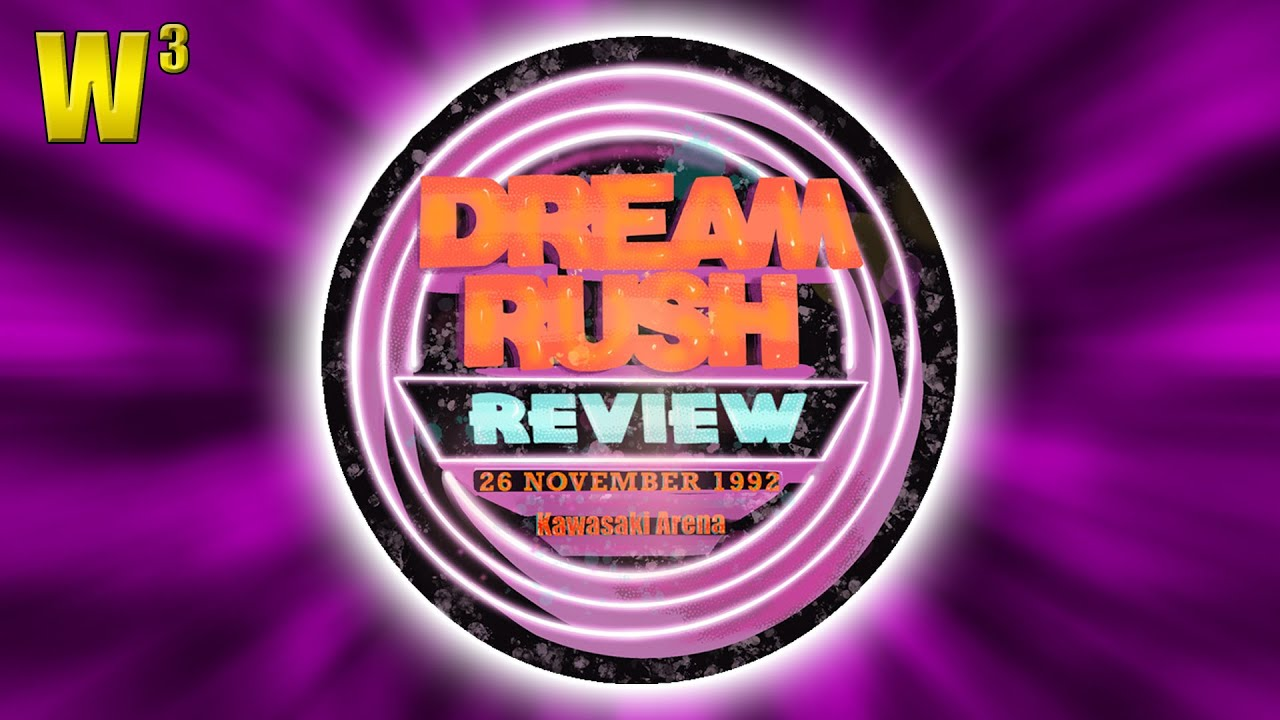 All Japan Women's Pro Wrestling Dream Rush 1992 Review | Wrestling With Wregret