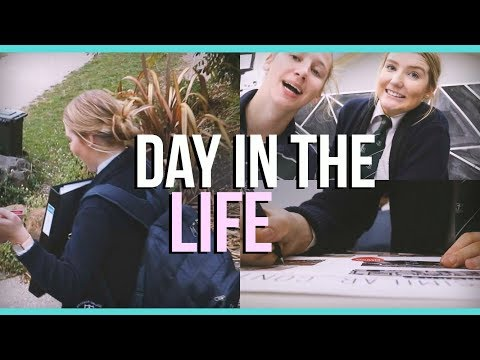 Year 12 VCE Student: Day In The Life 2017 ☆ Senior Year Australia