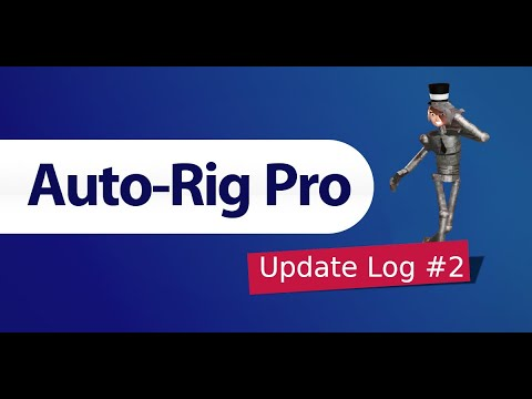 Auto-Rig Pro: Update