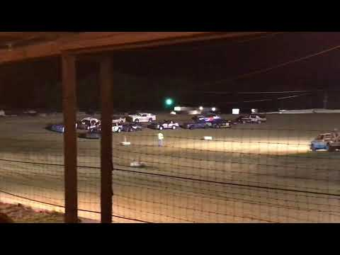 Charleston Speedway UMP Factory Stock Feature Sept 30 2018