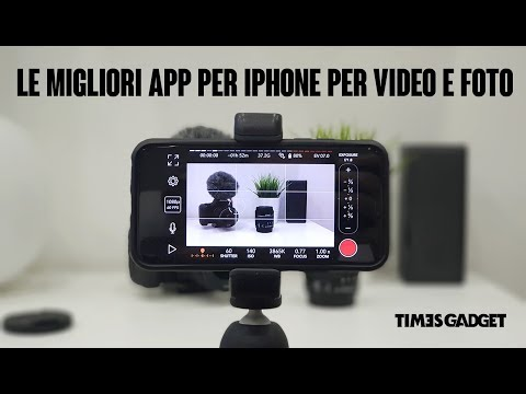 Le migliori app per iPhone per girare video e foto