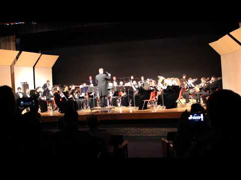 Prelude, Siciliano and Rondo - Arnold - Troy Athens Symphonic Band
