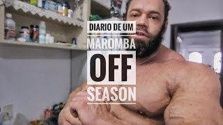 DIARIO DE UM MAROMBA, MARCAO NO OFF - NO brain NO gain