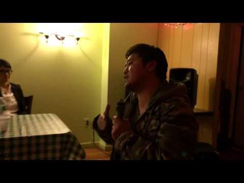 SFT Asia Director Dorjee Tseten la talked (NYC)