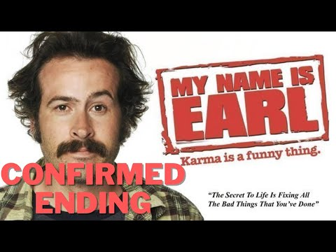 CONFIRMED - How They Would Have Ended My Name Is Earl IF It Was Renewed