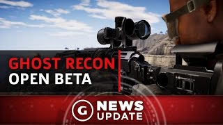 Ghost Recon: Wildlands Open Beta Coming - GS News Update