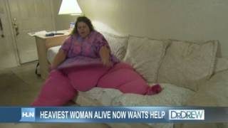 Repeat youtube video Heaviest woman alive wants help